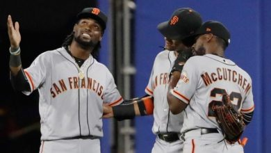 Photo of Gigantes aprovechan error para vencer a Mets en extras