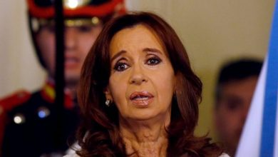 Photo of Justicia argentina allana domicilio de Cristina Fernández