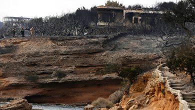 Photo of Combaten incendio que obligó a evacuar dos aldeas en Grecia
