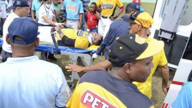 Photo of Ricardo Nanita es operado después de sufrir aparatosa lesión