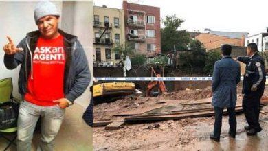 Photo of Recuperan cuerpo de dominicano que murió aplastado por muro en Brooklyn