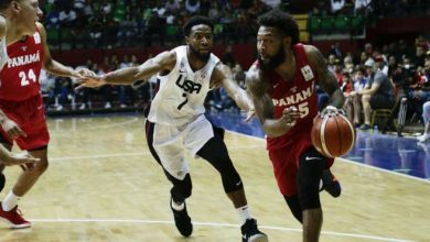 Photo of EEUU gana fácil a Panamá 78-48 en eliminatoria de básquet
