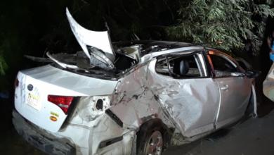 Photo of Hombre y mujer mueren al chocar pasola con carro conducido por menor en Barahona