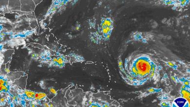 Photo of Onamet vigila zona de aguaceros con potencial para desarrollar un ciclón