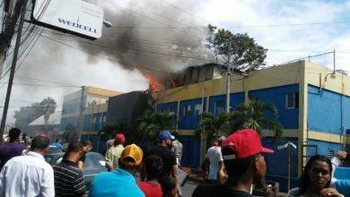 Photo of Se incendia unidad de atención primaria en Santiago
