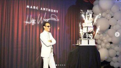 Photo of Marc Anthony celebra en grande sus 50 años