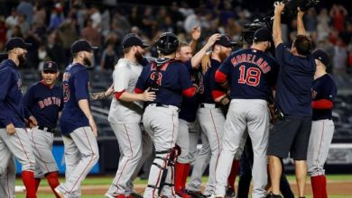 Photo of Medias Rojas vencen a Yankees y se coronan en el Este por tercer año consecutivo