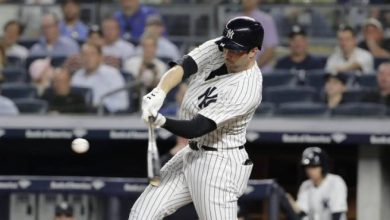 Photo of Yankees retrasan festejo de Boston con jonrón de Neil Walker