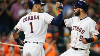 Photo of Astros cerca de pase a playoffs con blanqueada sobre Marineros