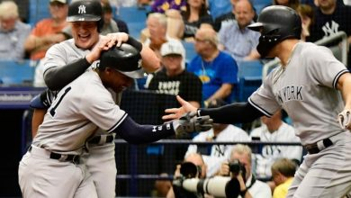 Photo of Yankees se llevan serie contra Rays a base de bambinazos