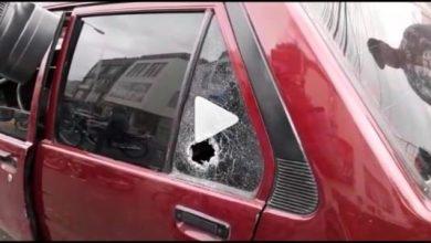 Photo of Agentes Swat PN lanzan bombas lacrimógenas durante caravana de choferes en Santiago