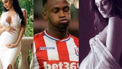 Photo of El futbolista infiel: tres hijos con tres mujeres diferentes en tan solo seis semanas