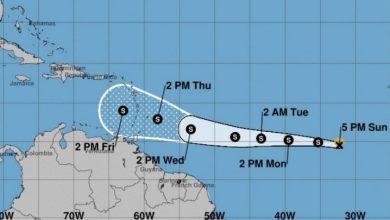 Photo of Kirk se fortalece; se espera que este viernes esté en aguas del Caribe