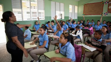 Photo of Más de la mitad del 4 % del PIB para Educación se ha ido en gastos de personal