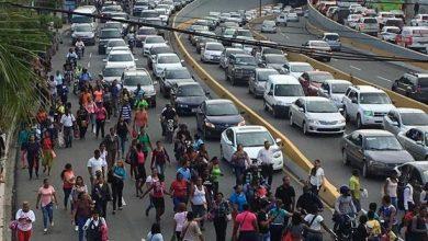 Photo of Miles de pasajeros del Gran Santo Domingo con dificultades para trasladarse este lunes