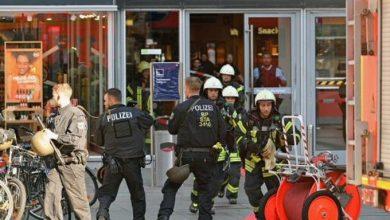 Photo of Acaba toma de rehenes en estación de trenes en la ciudad alemana de Colonia