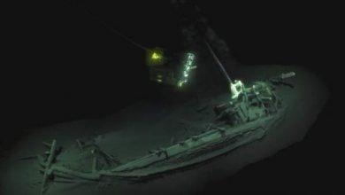 Photo of Hallan un barco griego naufragado hace más de 2,400 años en Bulgaria