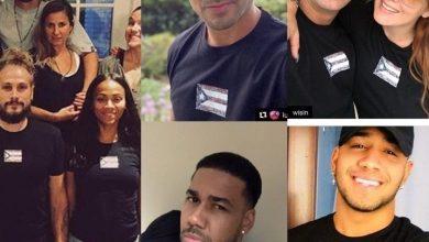 Photo of Figuras que han comprado la camiseta de Ricky Martin para ayudar a PR