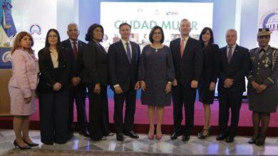 Photo of Margarita Cedeño presenta programa «Ciudad Mujer»