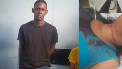 Photo of Hombre le corta el cuello a su pareja, una adolescente de 16 años