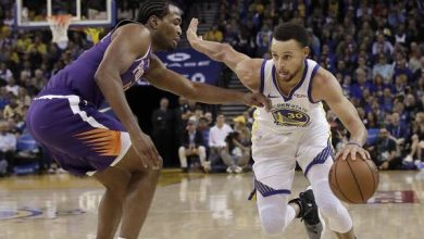 Photo of Curry y Durant conducen a Warrios a paliza sobre Suns