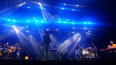 Photo of Jesús Adrián Romero estremece con sus testimonios y alabanzas en concierto