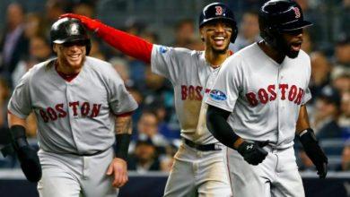 Photo of Medias Rojas castigan al pitcheo de Yankees en el Juego 3 y se acercan a la SCLA