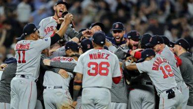 Photo of Medias Rojas eliminan a Yankees y avanzan a la SCLA vs. Astros