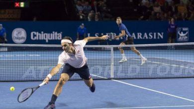 Photo of Roger Federer pasa prueba en su ciudad natal