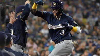 Photo of Chacín lidera blanqueada sobre Dodgers y Cerveceros toman ventaja de 2-1 en la SCLN
