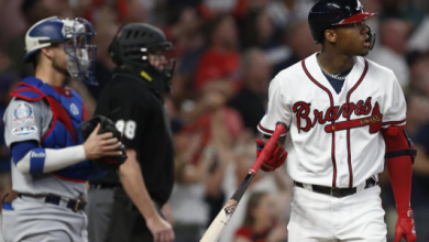 Photo of Acuña y Freeman mantienen con vida a Bravos en la SDLN