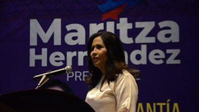 Photo of Maritza Hernández lanza precandidatura