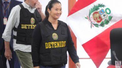 Photo of Keiko Fujimori pide anular su detención en Perú por ser «un claro atropello»