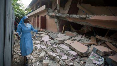 Photo of El sismo en Haití causó daños a más de 7,400 viviendas