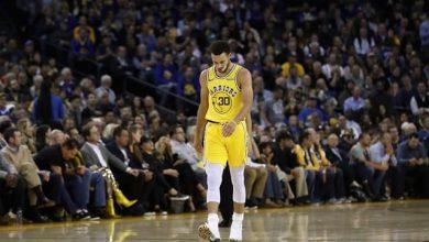 Photo of Curry se lesiona, Bucks cortan racha de triunfos de Warriors