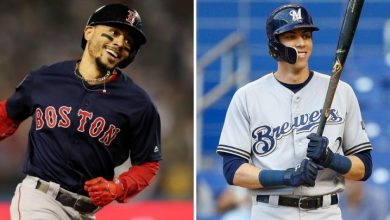 Photo of Mookie Betts y Christian Yelich elegidos los Jugadores Más Valiosos del 2018