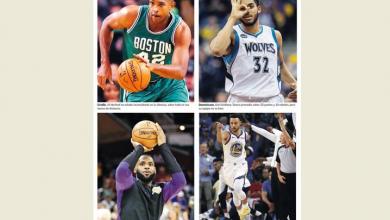 Photo of Lakers y LeBron mejoran, Warriors viven en crisis