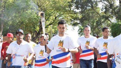 Photo of Luguelín Santos encabeza recorrido en Bayaguana
