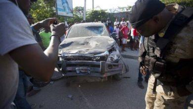 Photo of Vehículo del Gobierno haitiano pierde control y mata a seis personas