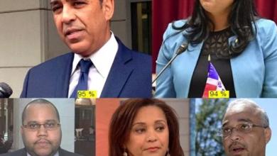 Photo of Espaillat, De la Rosa, y Pichardo reelectos en NY