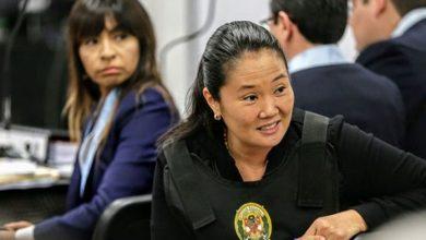 Photo of Corte rechaza recusación contra juez que mandó a la cárcel a Keiko Fujimori