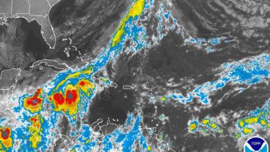 Photo of Vaguada y onda tropical provocan lluvias; temperaturas frescas