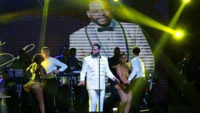 Photo of Yiyo Sarante derrocha emociones y pone a vibrar corazones en concierto