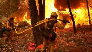 Photo of Una semana después, 59 muertos y 301 desaparecidos en los incendios de California