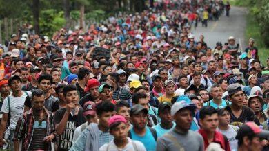 Photo of Migrantes esperan reunirse con López Obrador antes de continuar su marcha