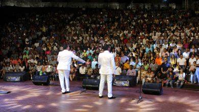 Photo of Raymond y Miguel reciben apoyo masivo en el Anfiteatro de Puerto Plata