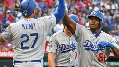Photo of Los Dodgers estarían dispuestos a cambiar a Puig, Kemp, entre otros