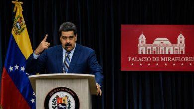 Photo of Maduro acusa de nuevo a EEUU de querer derrocarlo y señala Colombia y Brasil