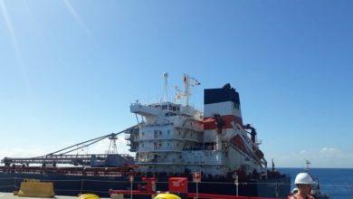 Photo of Barco cargado de carbón llega a Punta Catalina