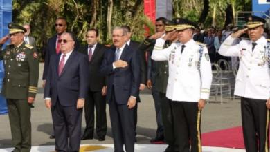 Photo of El presidente Danilo Medina encabeza graduación de policías